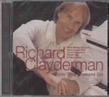 Richard Clayderman - FROM THIS MOMENT ON CD RICHARD CLAYDERMAN