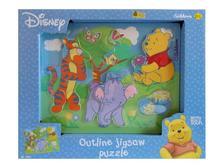Walt Disney - Micimack� fa puzzle