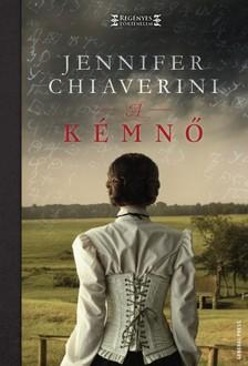 Jennifer Chiaverini - A k�mn� [eK�nyv: epub, mobi]