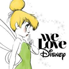 - WE LOVE DISNEY