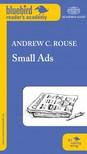 Andrew C. Rouse - Small Ads [eKönyv: epub, mobi]