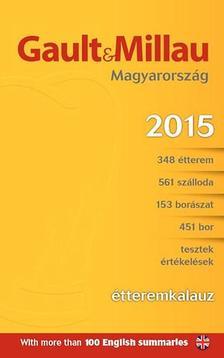 - Gault & Millau Magyarorsz�g 2015