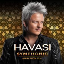 HAVASI BALÁZS - SYMPHONIC ARÉNA SHOW 2014 - CD -