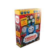 mese film - Thomas 6-10 + Halloween díszdoboz (6 DVD)