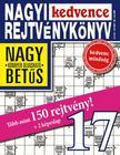 CSOSCH KIADÓ - Nagyi Kedvence Rejtvénykönyv 17.