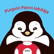- Pingvin Panni labdája - pancsolókönyv