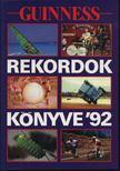 Radó Péter (szerk.), Nikovitz Oszkár (szerk.) - Guinness rekordok könyve 1992 [antikvár]