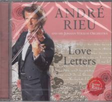 - LOVE LETTERS CD ANDR� RIEU