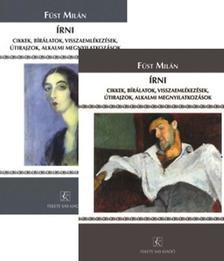 FÜST MILÁN - Írni II. kötet