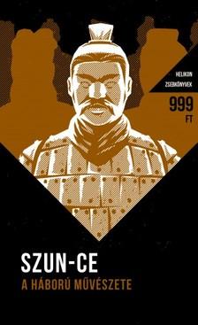 Szun-ce - A h�bor� m�v�szete [eK�nyv: epub, mobi]
