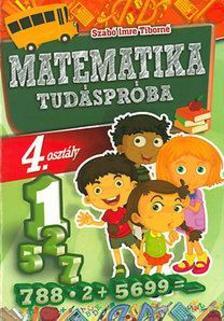 - Matematika tud�spr�ba - 4. oszt�ly