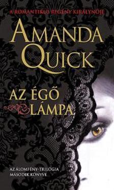 Amanda Quick - AZ �G� L�MPA - AZ �LOMF�NY-TRIL�GIA M�SODIK K�NYVE