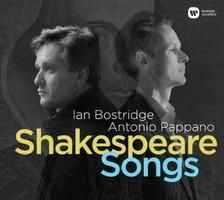 IAN BOSTRIDGE, ANTONIO PAPPANO - SHAKESPEARE SONGS - CD