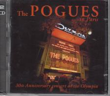 The Pogues - THE POGUES IN PARIS 2CD