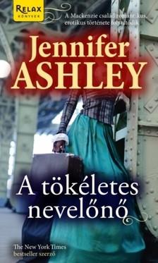 Jennifer Ashley - A tökéletes nevelőnő [eKönyv: epub, mobi]