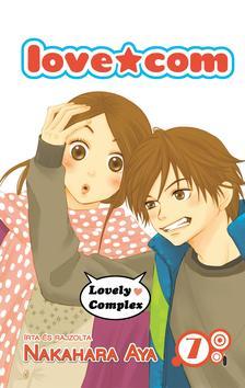 Nakahara Aya - Love*Com 7. kötet