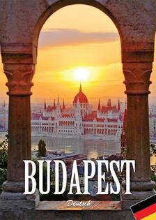 . - Budapest �tik�nyv - n�met