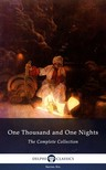Richard Burton, John Payne, Jonathan Scott - One Thousand and One Nights - Complete Arabian Nights Collection (Delphi Classics) [eKönyv: epub,  mobi]