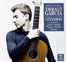 THIBAUD GARCIA - PIAZZOLLA, ALBÉNIZ: LEYENDAS - CD