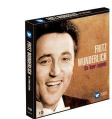 FRITZ WUNDERLICH - DIE TENOR-LEGENDE - 3 CD
