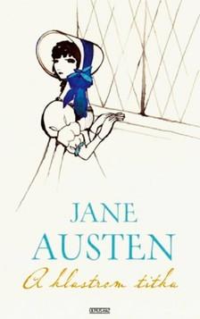 Jane Austen - A klastrom titka [eK�nyv: epub, mobi]