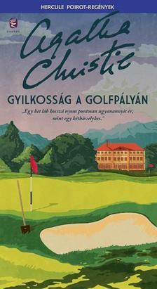 Agatha Christie - Gyilkoss�g a golfp�ly�n