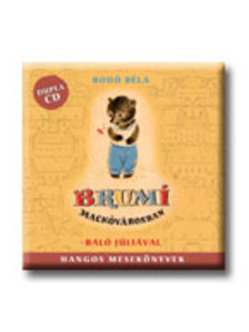 Bal� J�lia - BRUMI MACK�V�ROSBAN - HANGOSK�NYV - DUPLA CD