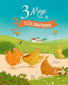 Sophie Maraval-Hutin, Karin-Marie Amiot, Claire Renaud - 3 mese a 3. sz�linapomra - KEM�NY BOR�T�S