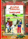 Imke Rudel - LOVAK �S P�NIK - KIS TUD�SOK SZ�KINCST�RA