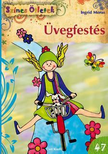Ingrid Moras - Üvegfestés