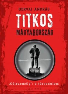 Gervai András - Titkos Magyarország  [eKönyv: epub, mobi]