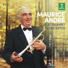 Maurice Andre - GREAT TRUMPET CONCERTOS - 6 CD