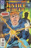 West, Kevin J,, Vado, Dan - Justice League America 83. [antikvár]