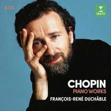 FRANÇOIS-RENÉ DUCHÂBLE - CHOPIN - ZONGORAMŰVEK - 6 CD