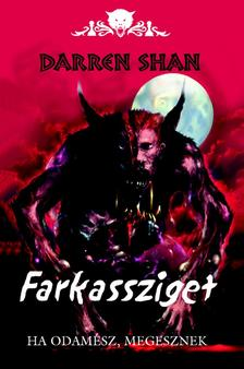 Shan Darren - Démonvilág 8. - Farkassziget