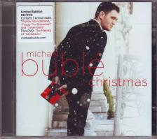 Vál. - MICHAEL BUBLÉ CHRISTMAS CD + 3 BÓNUSZ SZÁM + DVD