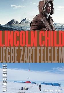Lincoln Child - J�gbe z�rt f�lelem #