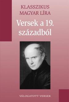 - Versek a 19. századból [eKönyv: epub, mobi]