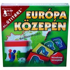 - Európa közepén társasjáték