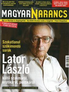 - MAGYAR NARANCS FOLYÓIRAT - XXVIII. ÉVF. 32. SZÁM. 2016. AUGUSZTUS 17.