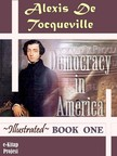 Alexis De Tocqueville, Henry Reeve, Murat Ukray - Democracy in America - Book One [eK�nyv: epub,  mobi]