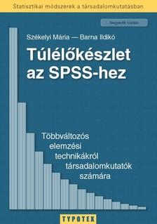 Sz�kelyi M�ria - Barna Ildik� - T�l�l�k�szlet az SPSS-hez [eK�nyv: pdf]