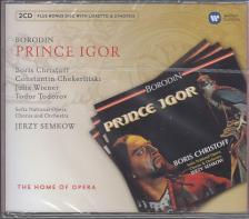 BORODIN - PRINCE IGOR 2CD+BONUS CD