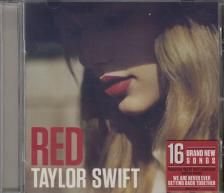 - RED CD TAYLOR SWIFT