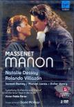 MASSENET - MANON 2DVD P�REZ, DESSAY, VILLAZ�N, RAMEY