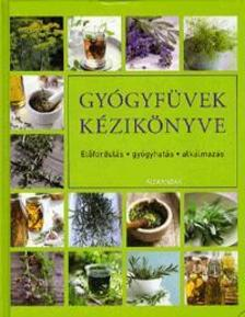 Dr.W.Hans Kothe - Gy�gyf�vek k�zik�nyve - El�fordul�s - gy�gyhat�s - alkalmaz�s