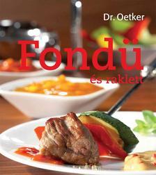 Dr. Oetker - FOND� �S RAKLETT - DR.OETKER