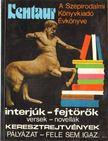 Varga Katalin - Kentaur 1 - A Szépirodalmi Könyvkiadó Évkönyve [antikvár]