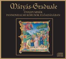 - M�TY�S-GRADUALE - �NNEPI MIS�K - CD -