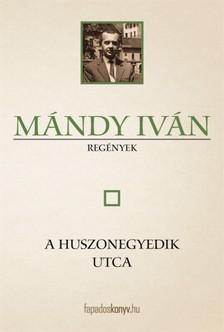 M�ndy Iv�n - A huszonegyedik utca [eK�nyv: epub, mobi]